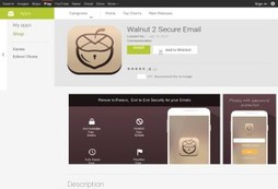 Walnut Secure Email