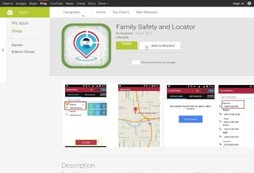 Family Safety and Locator
