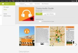 Tirana Audio Guide