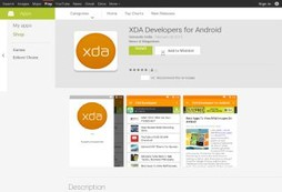 XDA Developers for Android