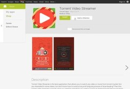 Torrent Video Streamer