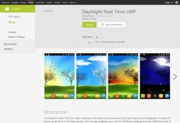 DayNight Real Time LWP