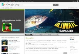 Ultimate Fishing Guide for Android