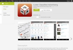 iLister Classified Advertising