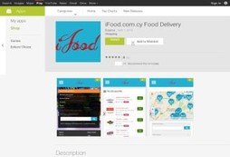 iFood.com.cy Food Delivery