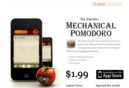 The Amazing Mechanical Pomodoro