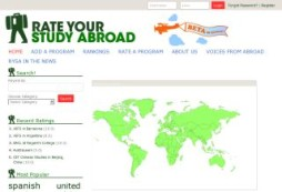 Rate Your Study Abroad