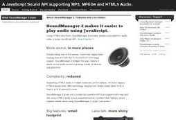 SoundManager 2