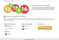 Site Age Ratings