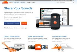 SoundCloud goes mobile
