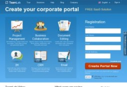 Create Your Corporate Portal in the Cloud