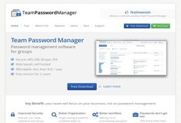 Team Password Manager