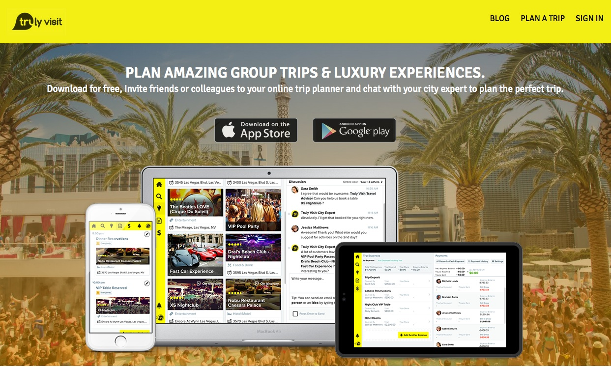 Great ideas for corporate travel and group adventures with everything under one roof