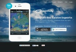 Get specific wind and weather conditions from social locals
