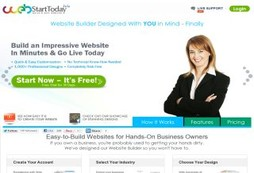 Affordable website builder thats great for small business