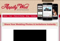 A next generation wedding album where you can see all the photos taken at your wedding.