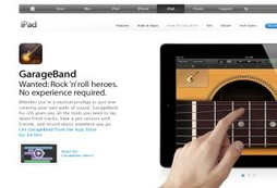 I have seen the future of rock n roll and it's name is...GarageBand