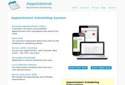 A more flexible method of appointment scheduling