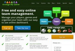 All-encompassing sports team management made easy