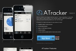 ATracker - Daily Task Tracking