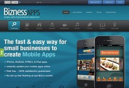 Dead easy, all-platform apps for small business
