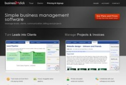 Simple business management