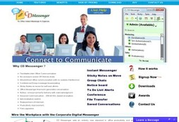 Inter and intra office chat and communication made easy