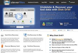 Recover lost media on your Mac