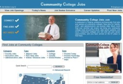 Community College Jobs