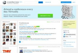 Increase your knowledge and skills by attending conferences online