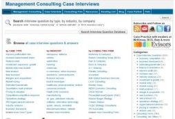 Case Interview Database