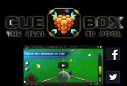Cuebox : The Real 3D Pool