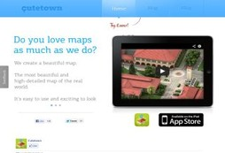 Create a real 3D city on your iPad