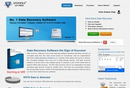 World No 1 Data Recovery Software