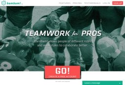 BamBam! Project Management Tool