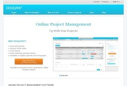 Doolphy - Project Management Software