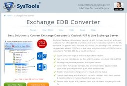 Exchange EDB to PST
