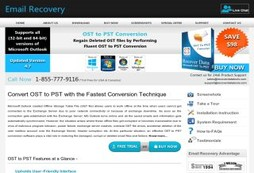 Convert OST to PST - Advanced Email Recovery Software