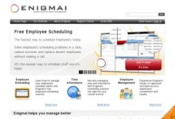 Enigmai - Employee scheduling and management