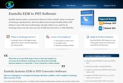 Exchange EDB to PST Software