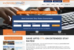 Extended Stay Hotels Reservation