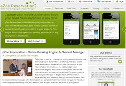 eZee Reservation - Booking Engine