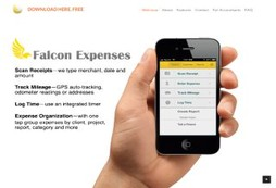 Fast and efficient iPhone expense management for freelancers or small business