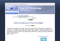 Calm your fear of flying