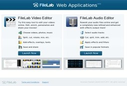 FileLab Web Apps