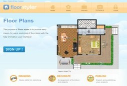 A high quality floor planner for interior designers and real estate