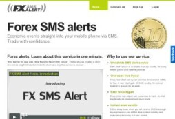 Forex SMS Alerts