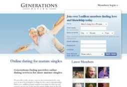 Generations Dating