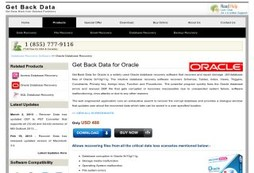 When and Why Oracle Database Recovery Software is required?