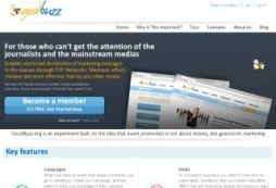 GoodBuzz network